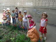 Дети прогулка детский сад фото
